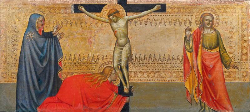 Crucifixion (school). Giovanni da Milano