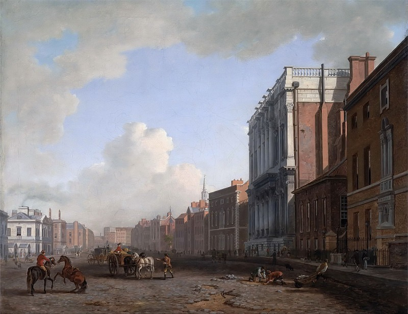 Whitehall. William Marlow