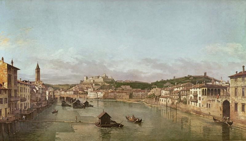 View of Verona. William Marlow