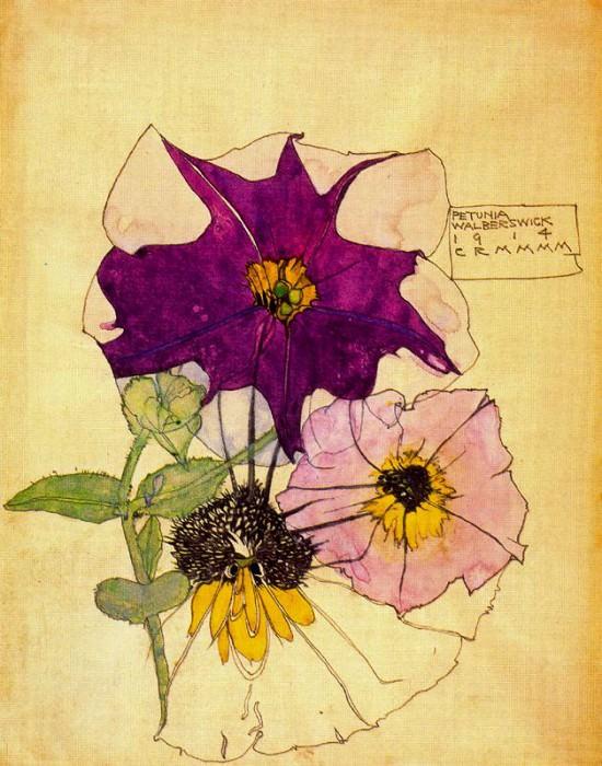 41533. Charles Rennie Mackintosh