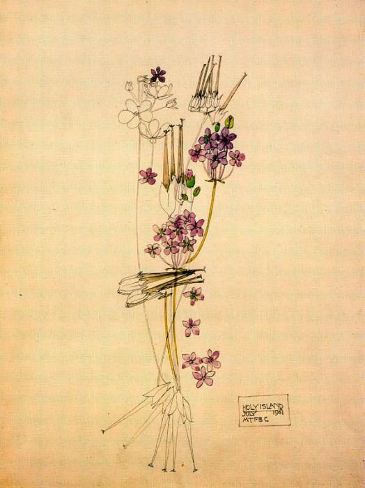 #41559. Charles Rennie Mackintosh