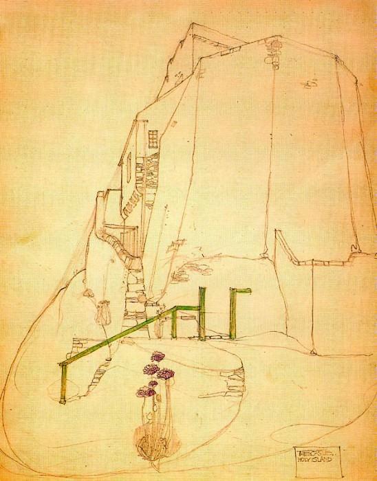 #41544. Charles Rennie Mackintosh