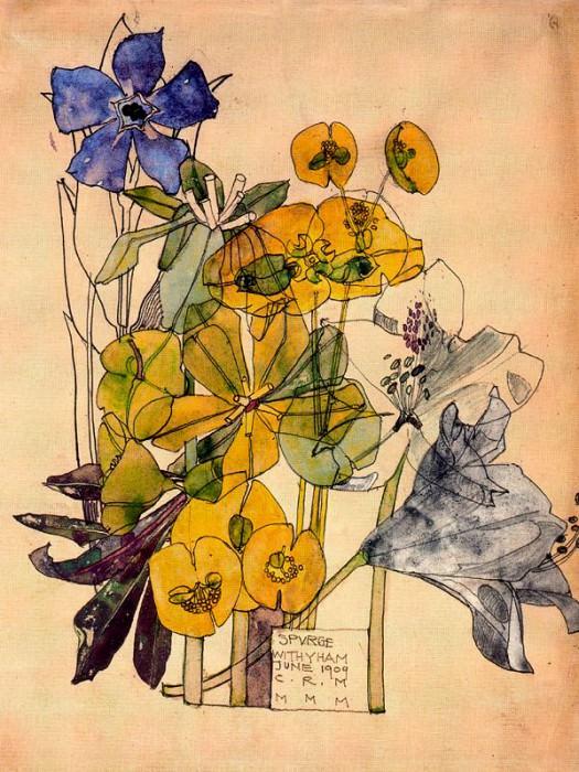 41558. Charles Rennie Mackintosh