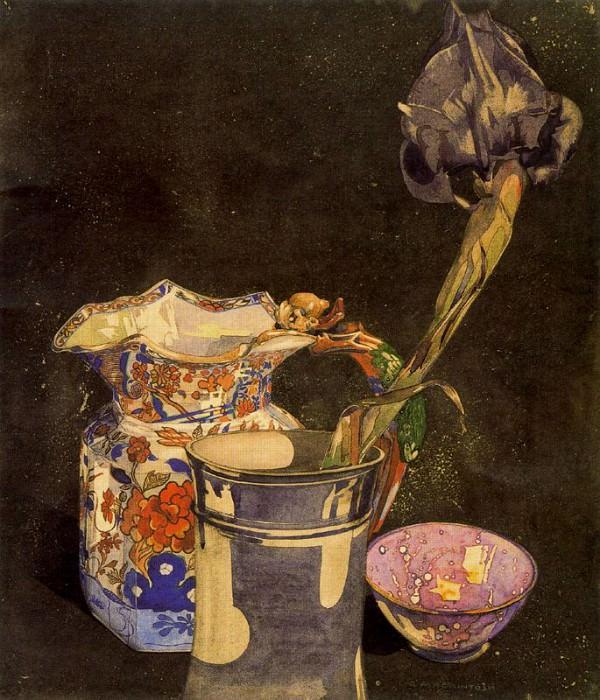 #41553. Charles Rennie Mackintosh