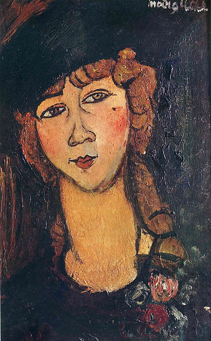 img678. Amedeo Modigliani