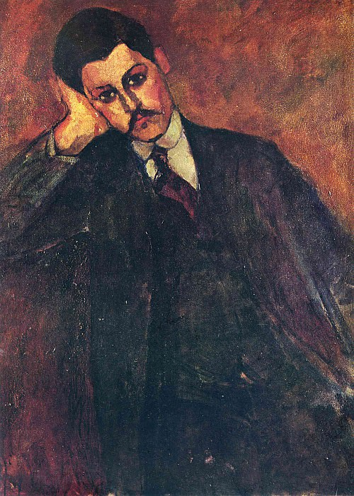 img666. Amedeo Modigliani