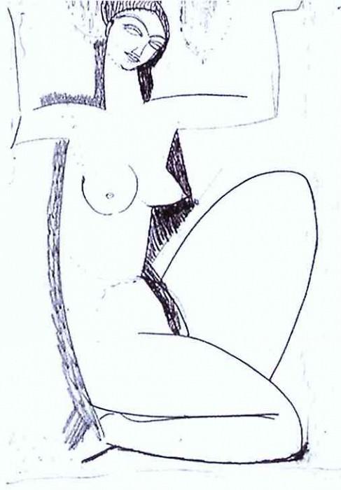 modigliani14. Amedeo Modigliani