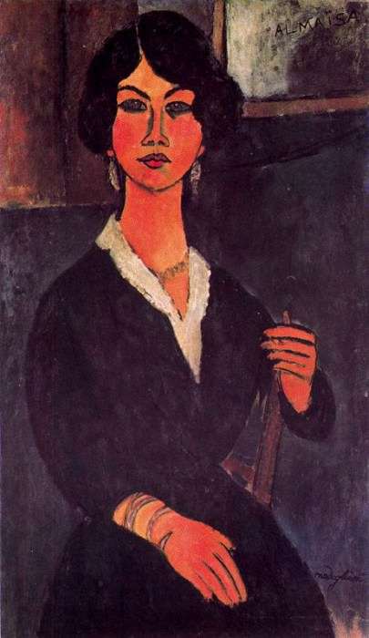 16841. Amedeo Modigliani