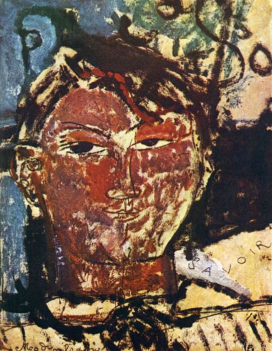 img636. Amedeo Modigliani