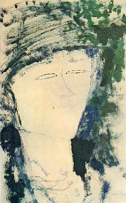 img628. Amedeo Modigliani