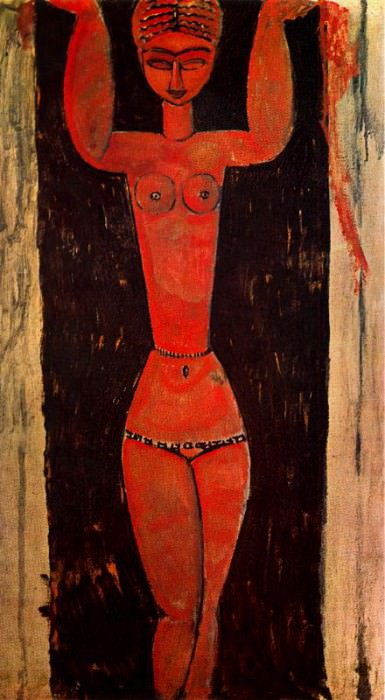 16906. Amedeo Modigliani