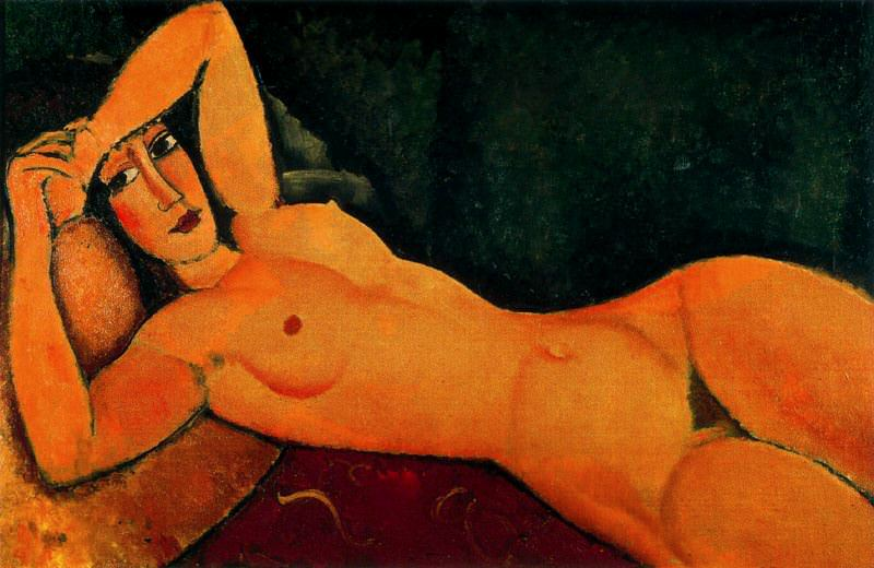 CABVP72J. Amedeo Modigliani