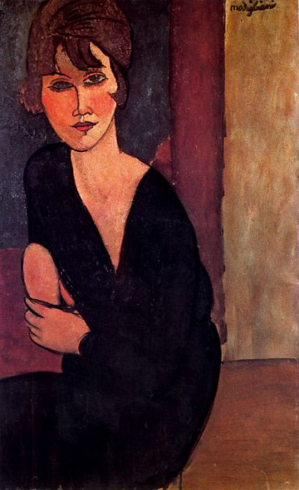 #16918. Amedeo Modigliani