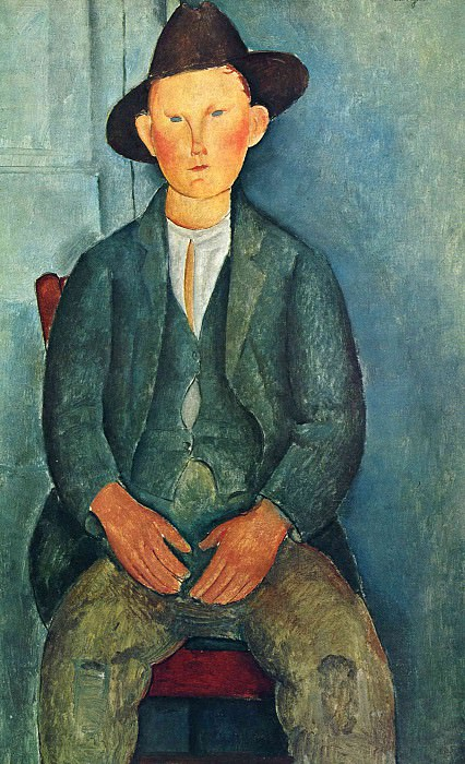 img696. Amedeo Modigliani