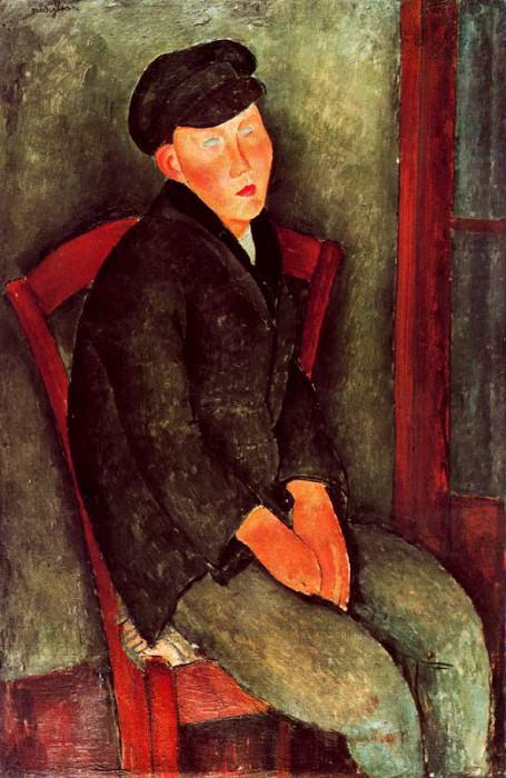 #16853. Amedeo Modigliani