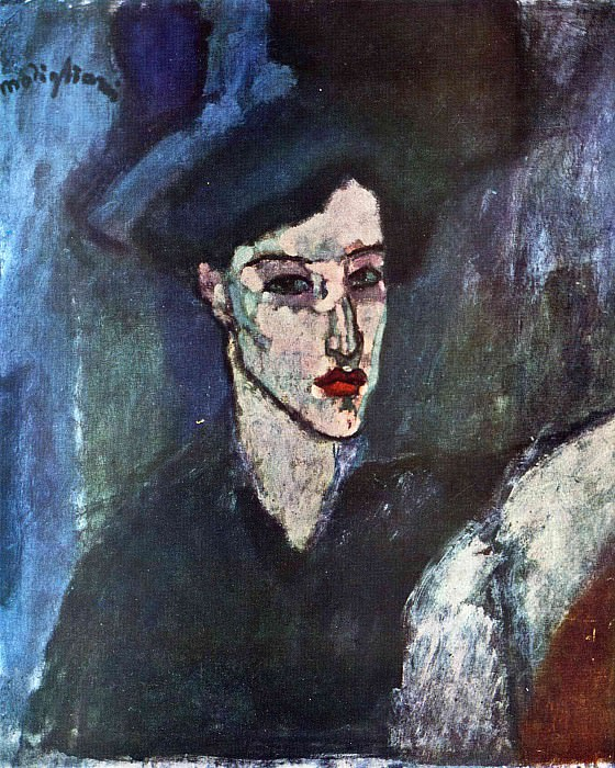 img620. Amedeo Modigliani