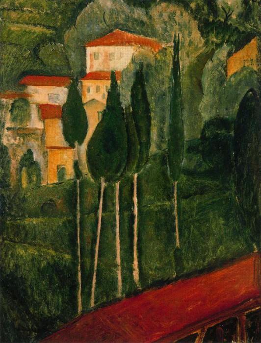 #16849. Amedeo Modigliani
