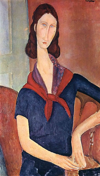 img663. Amedeo Modigliani