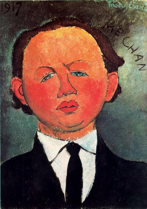 #16857. Amedeo Modigliani