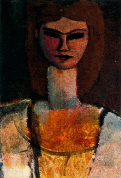 #16843. Amedeo Modigliani