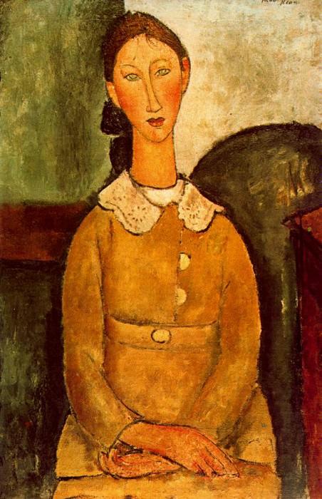 #16900. Amedeo Modigliani