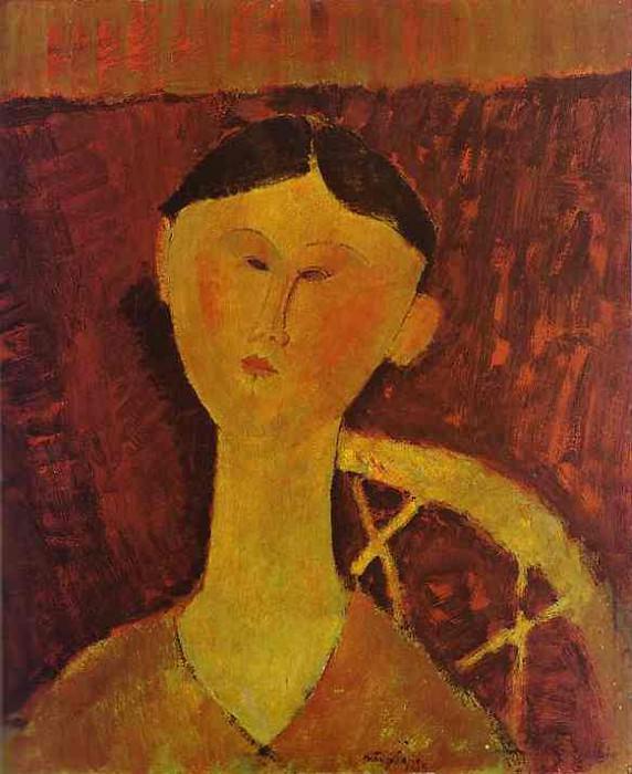 modigliani87. Amedeo Modigliani