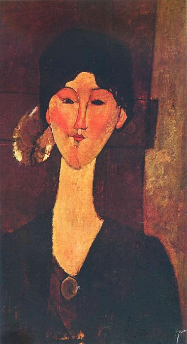 img673. Amedeo Modigliani