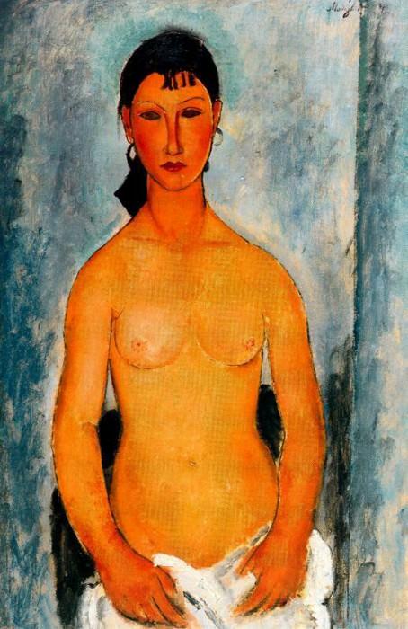 #16859. Amedeo Modigliani