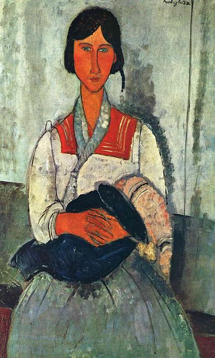 img698. Amedeo Modigliani