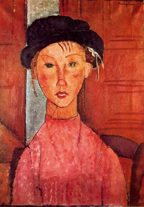 #16920. Amedeo Modigliani