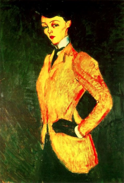 16935. Amedeo Modigliani