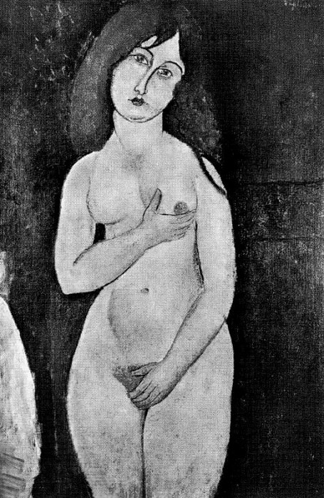 16884. Amedeo Modigliani