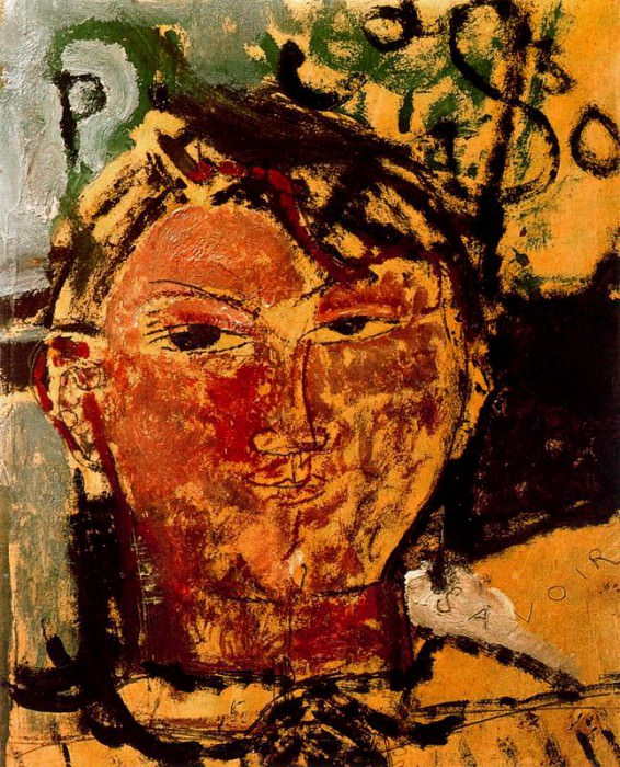 16880. Amedeo Modigliani