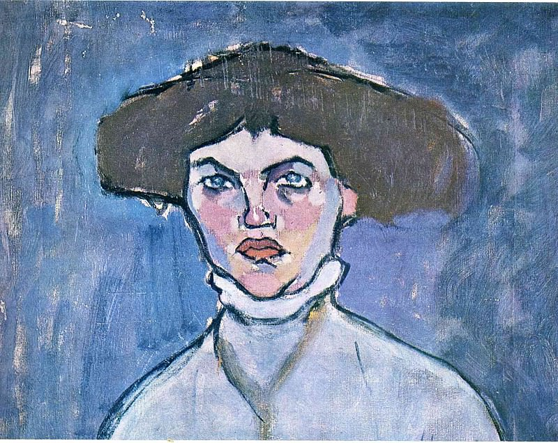 img618. Amedeo Modigliani