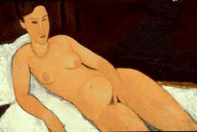 #16896. Amedeo Modigliani