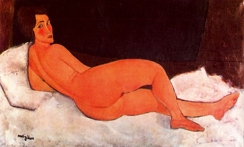 16876. Amedeo Modigliani