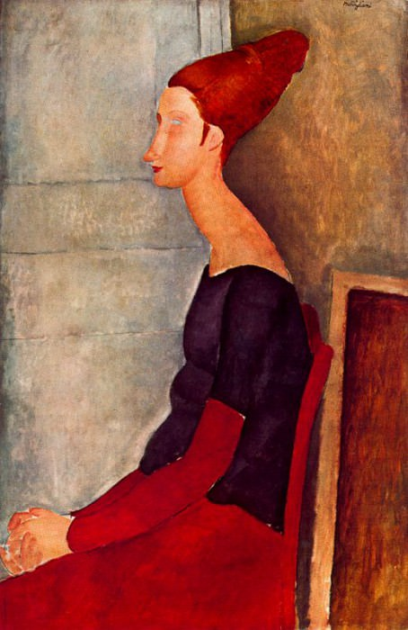 16928. Amedeo Modigliani