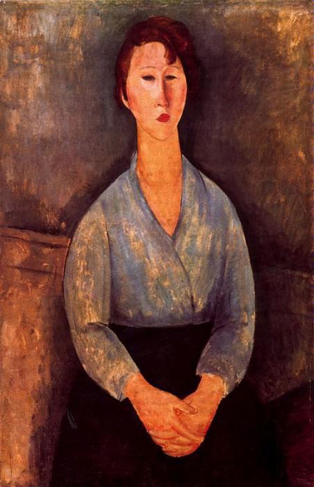 #16836. Amedeo Modigliani