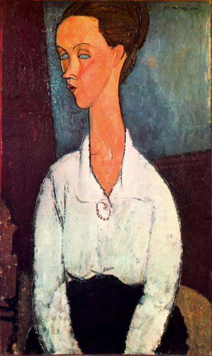 #16828. Amedeo Modigliani