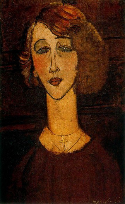 16822. Amedeo Modigliani