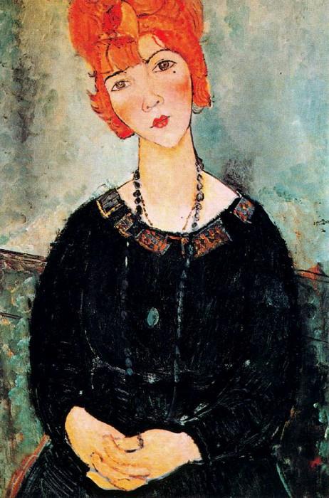 #16922. Amedeo Modigliani
