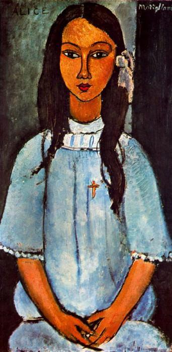 16898. Amedeo Modigliani