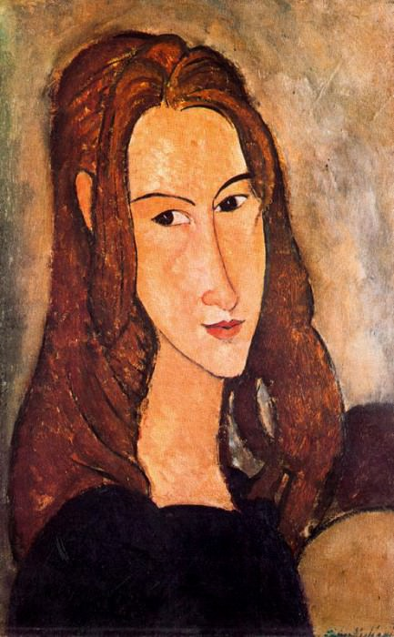 16868. Amedeo Modigliani