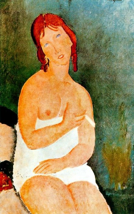 16926. Amedeo Modigliani