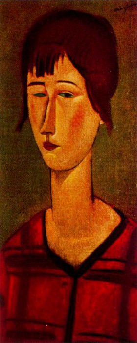#16838. Amedeo Modigliani