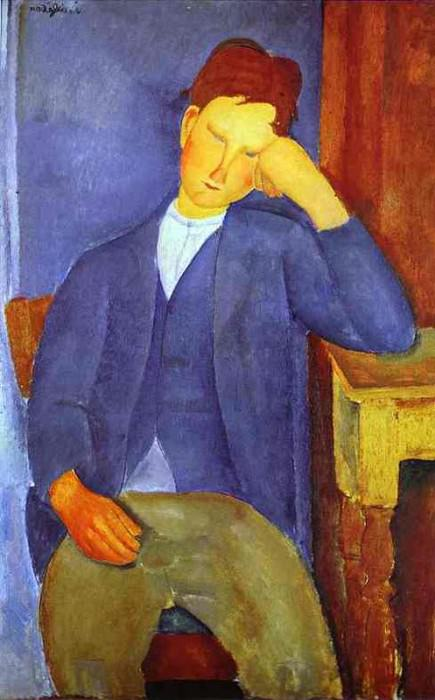 #16826. Amedeo Modigliani