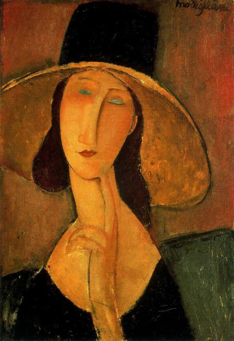 16830. Amedeo Modigliani