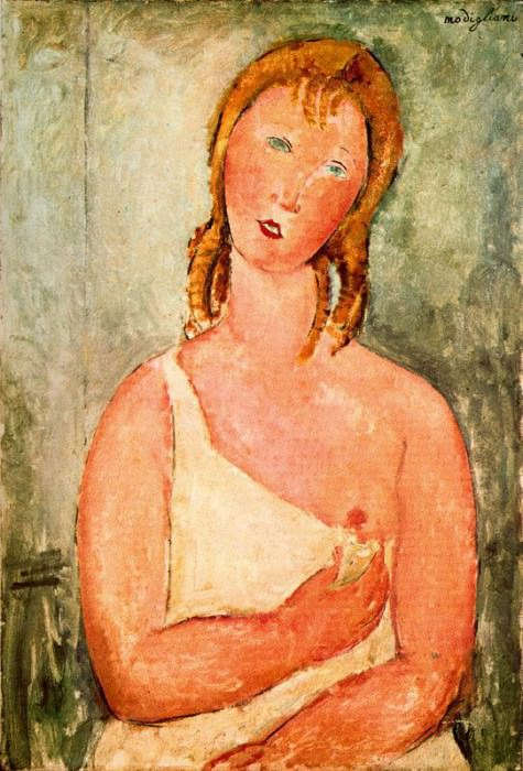 #16930. Amedeo Modigliani