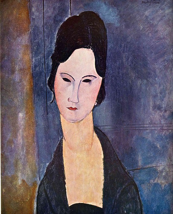 img658. Amedeo Modigliani