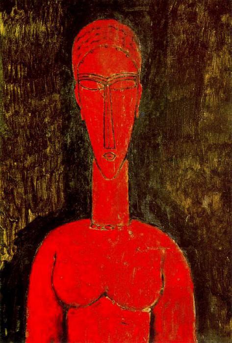#16890. Amedeo Modigliani